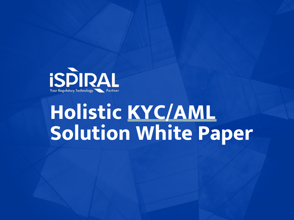 White Paper_2020_September_Holistic KYC/AML Solution For Complete Risk Mitigation
