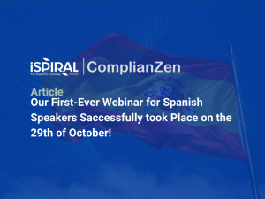 Our first-ever Spanish Speaking Webinar!